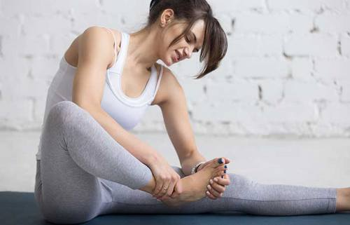 2. Muscle Cramps Can Get Nasty