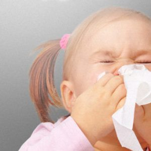Allergic to dust, the child and ways of solving problems