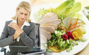 Diet in rheumatoid arthritis