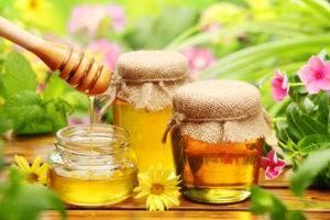 Honey back massage