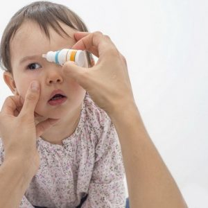 How to treat allergic conjunctivitis in children: drops, ointments, and pills