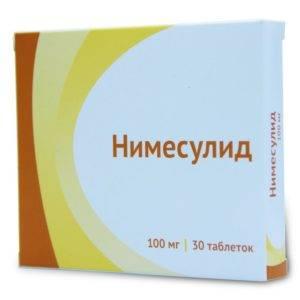 Нимесулид является препаратом лечения псориатического артрита нового поколения