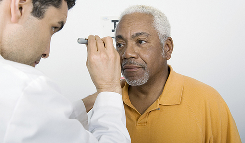 Type 1 Diabetes: Fewer Exams, Better Eye Health