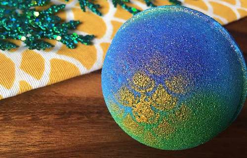 5. Country Market Crafts Mermaid Bath Bombs