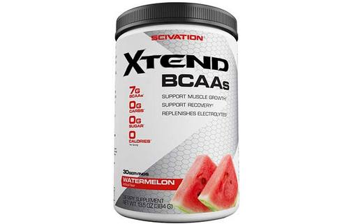 4. Scivation Xtend BCAA Powder, Branched Chain Amino Acids, BCAAs, Watermelon
