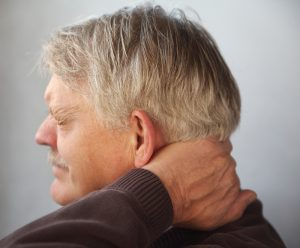 Burning sensation in the back of the head causes treatment