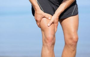 Causes and treatment of backache in the leg