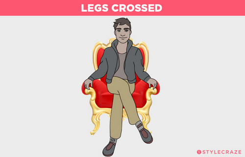 Choose The Position You Like To Sit In, And We'll Tell You Everything About Your Character