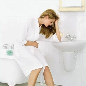 Constant headache and temperature treatment causes