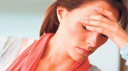 Dizziness and headache causes treatment