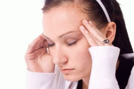 Headache in the temple treatment causes