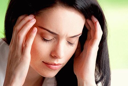 Headache persists for a long time causes treatment