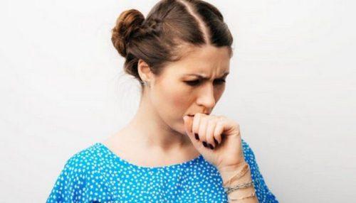 Headache when coughing causes