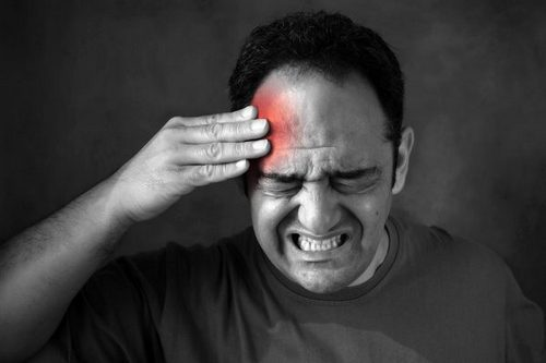 Heaviness in the head causes, treatment
