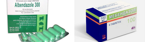 Medication broad-spectrum worming