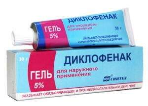Ointment in the treatment of arthritis and osteoarthritis