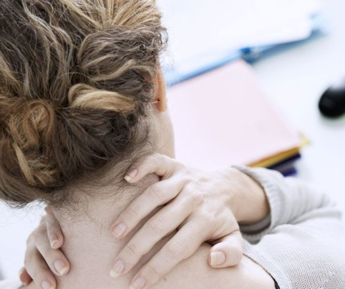 The dangerous dorsopathy cervical