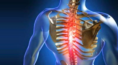 The symptoms and treatment of degenerative disc disease of the chest