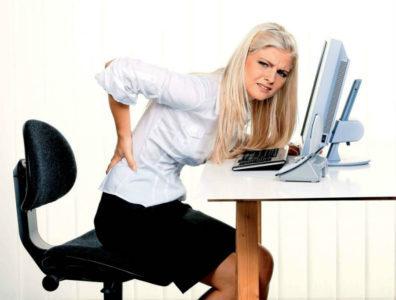 The symptoms and treatment of protrusion of spinal discs