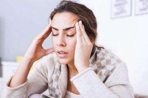 Varieties of crushing pain in the head