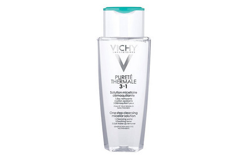 2. Vichy Purete Thermale One Step Cleansing Micellar Solution