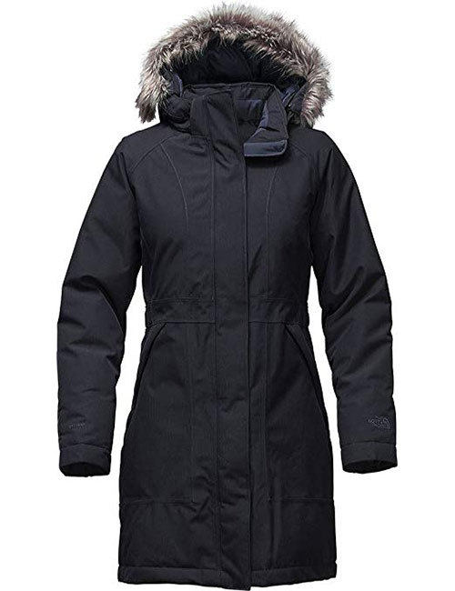 3. The North Face Women's Arctic Parka
