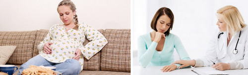Cure abdominal pain