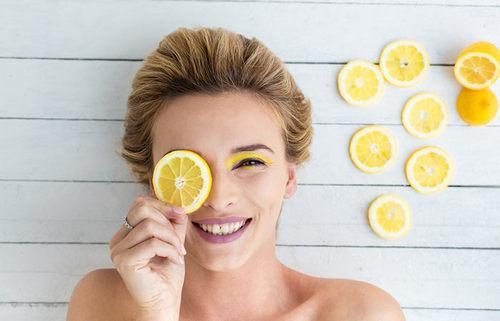 1. Lemon Juice