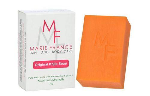 1. Marie France Original Kojic Acid Soap