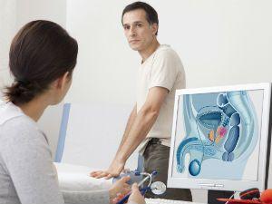 Symptoms and diagnosis of prostatitis
