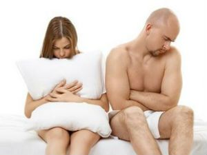 The effect of prostatitis on the potency