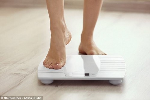 Experts say the scales keep you accountable – but also be aware that they are not the be all and end all (stock image)