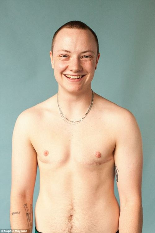 ELIJAH is a trans man, who started transitioning in May 2016 with top surgery
