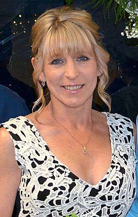 Nadine Campbell a 46-year-old mother-of-two, had a £6,000 breast augmentation in 2011, going from a B- to a C-cup