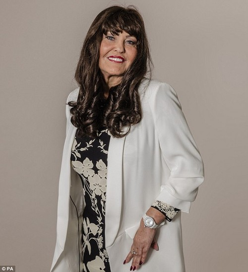 Hilary Devey has decided to quit her 40-year smoking habit for good after learning exactly what poisons were going into her body