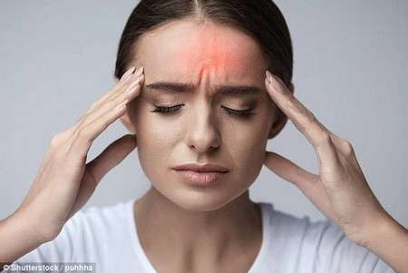 A study has found that a common genetic variant linked to migraine headaches may have proliferated because it helped early humans migrating from Africa adapt to cold weather. Stock image