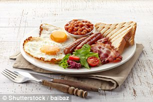 While breakfast may be the most important meal of the day, a study found that a hearty breakfast does not combat hangovers