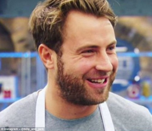 Masterchef finalist Billy Wright has revealed his shock battle with thyroid cancer at age 33