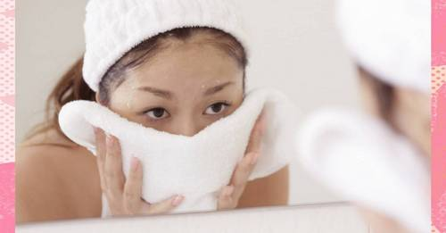 Should you use a different towel for your face to your body? Here's what the experts say.
