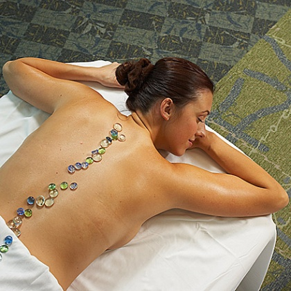 SPA-procedures attract customers with the opportunity to relax and get a cosmetology effect