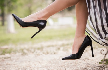 This Is The Best Heel Height, According To Podiatrists