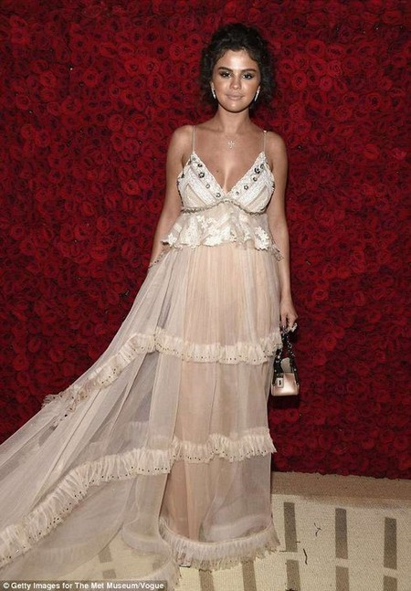 Raising awareness: Selena Gomez, who has lupus, has been a vocal advocate for sufferers