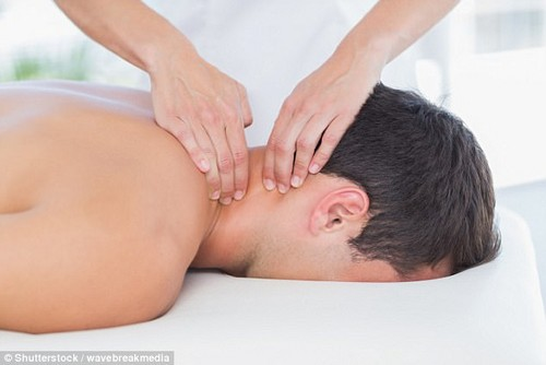 Indian man suffers a stroke after neck massage