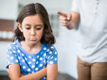 Spanking children increases their risk of depression
