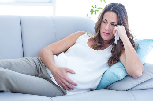 How to treat depression in pregnant women