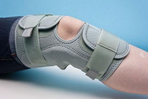 Periarthritis of the knee, treatment