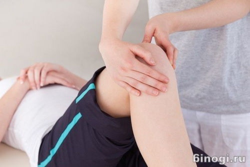 Arthritis of the knee, treatment, with folk remedies