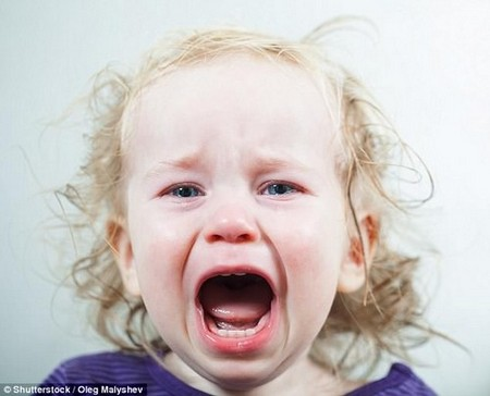 The 4 most effective ways to deal with toddlers' temper tantrums