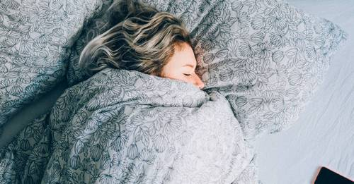 This is exactly what your sleeping style reveals about your wellness