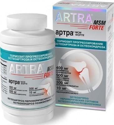 Arthra MSM Forte